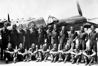 Tuskegee Airmen Poster Large 01 Aviation 24x36
