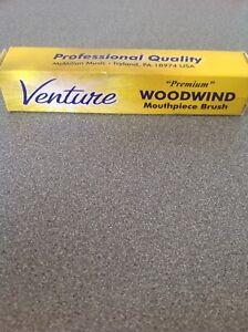 AgréAble Venture Premium Woodwind Embout Brosse 1021-afficher Le Titre D'origine