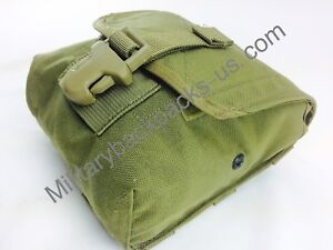 NEW USMC Military Molle Coyote Brown Khaki Medic First Aid