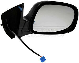 Foldaway For Buick Rendezvous 02-07 Passenger Side Power View Mirror Heated