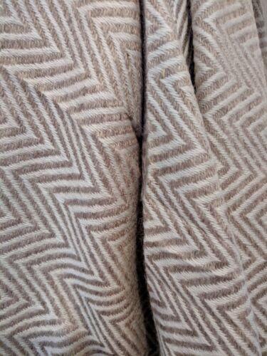 ca.190 x 68cm Edler Kaschmirschal aus 100/% Kaschmirwolle handgewebt aus Nepal