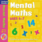 Mental Maths for Ages 6-7 by Andrew Brodie (Paperback, 2004)
