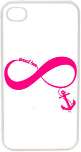 infinity symbol iphone pink eternal infinity symbol with anchor on 10810