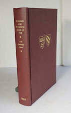 Harvard and Radcliffe Class of 1968: 35th Anniversary Report 2003 Alumni Bios HC
