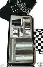 Poker Set  Chips Case Token Dice Cards Game Casino Accessories