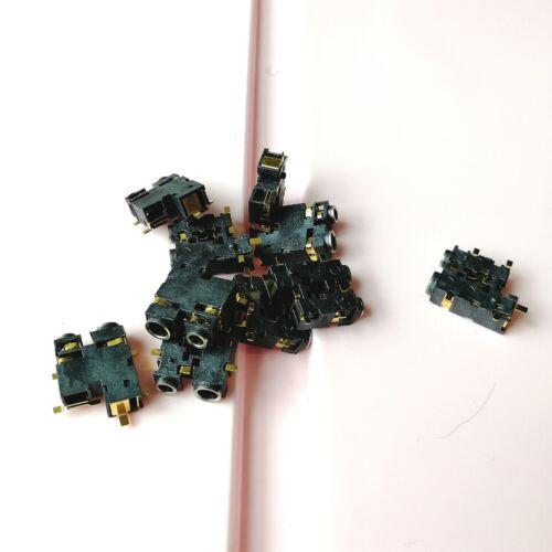 1pcs Mono Audio Jack Replacement Parts For Motorola CP200 PR400 Walkie