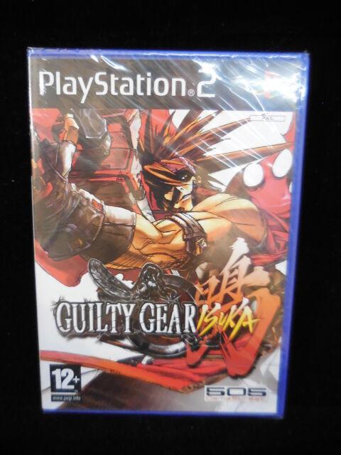 Guilty Gear Isuka  para playstation 2