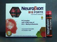 Neurobion B12 Forte Supplement 10 Drinkable Vials-suplemento Bebible Complejo B