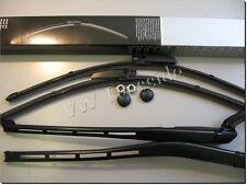 Genuine Audi A4 B6/B7 8E 2001-2008 Exeo - Front Aero Wiper Arm & Blade Kit - RHD