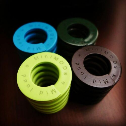 MiniMODs New colours available Chubby Colour Rear Shock for Brompton