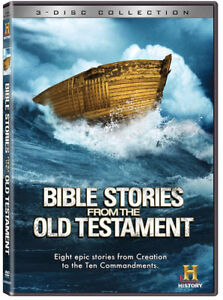Bible-Stories-From-the-Old-Testament-New-DVD-Full-Frame-3-Pack-Dolby