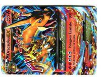 Pokemon (xy2) Xerneas & Yveltal Etincelles Holo N° 13/106 Mega Dracaufeu Ex 220