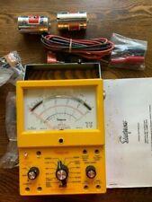Simpson 260 8xpi Volt Ohm Milliammeters Vom Electro Pencil Id Unissued 1 Read