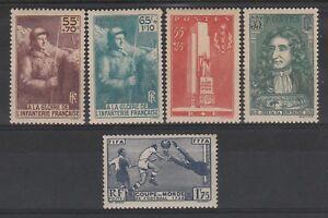FRANCOBOLLI-1938-FRANCIA-MNH-Z-9757