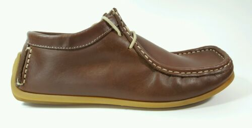5 marrone Successivo Uk Chukka Stivali uomo casual pelle in TTqF8xY