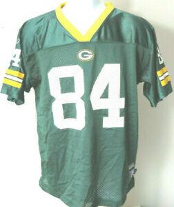 vintage-YOUTH-GREEN-BAY-PACKERS-84-JAVON-WALKER-Reebok-XL-NFL-Football-boys