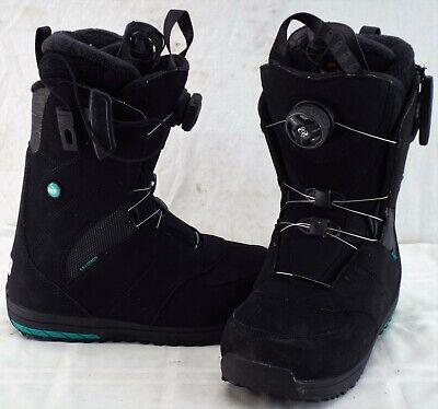 Size 4.5 /& 5.5 Brand New Details about  /Salomon Women/'s IVY Snowboarding Boots