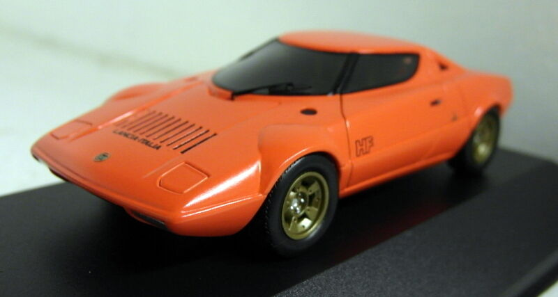 PremiumX 1 43 Scale PR0180 Lancia Stratos HF Predotype 71 Red Resin model car