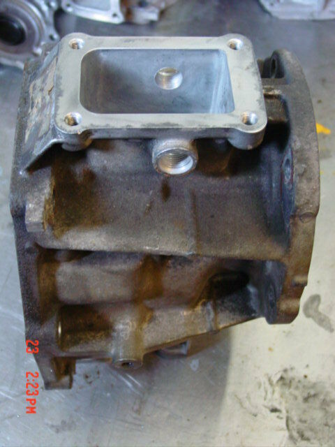 Jeep Ax5 Transmission Rear Case Housing Cherokee Back 2 5 Ax-5 4 CYL  Comanche