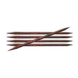 KnitPro Needle Game Cubics Symfonie Rose Wood Square 15cm