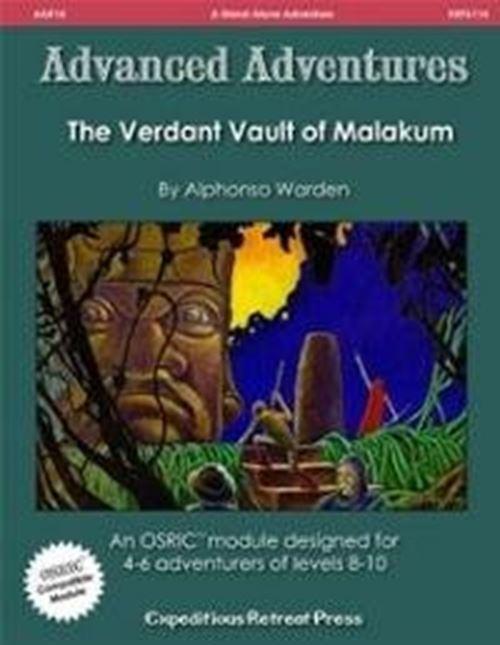 AA   The Verdant Vault of Malakum