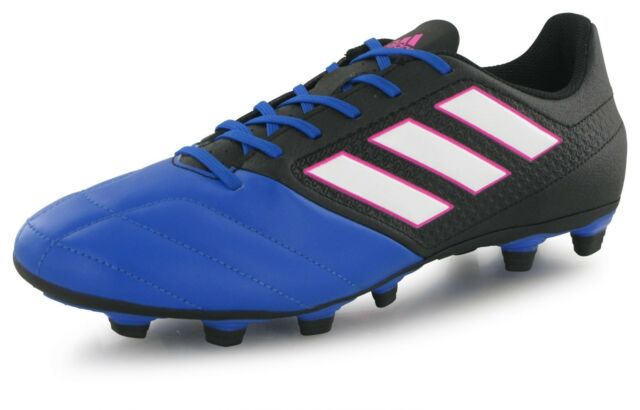 cheap for discount c5d45 67158 adidas Ace 17.4 FXG Mens Football Boot Ba9688 8 US   eBay