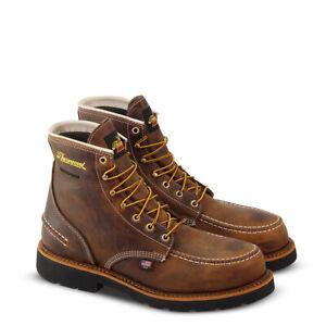 Boots acero de Thorogood 804 6 Thorogood 3696 impermeable Punta 3696 Boots 6 804 de qg0xvAaw