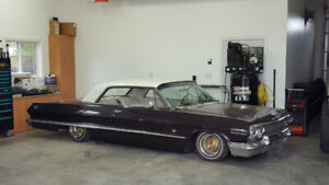 1963 SS Impala lowrider