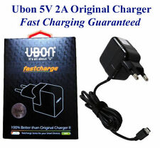 UBON Fast Charger (2 Amp) For Sony Experia Smart Phone