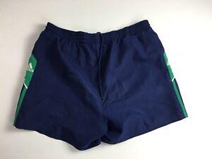 f0e105cba0 Image is loading ADIDAS-Retro-Swim-shorts-W30-Navy-Great-Condition