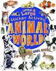Animal World: Giant Sticker Book by Miles Kelly Publishing Ltd (Paperback, 2010)