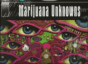 MARIJUANA-UNKNOWNS-VOLUME-1-STONED-RECORDS-LP-COLOR-VINYL-POT-GRASS-DOPE