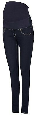 Intenzionale Isabella Oliver Zadie Super Stretch Skinny Denim Jeans Premaman Taglia 3 Uk 12-