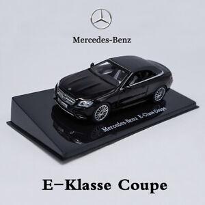 1-43-Scale-Mercedes-Benz-E-Klasse-Coupe-E-CLASS-Convertible-Diecast-Car-Model