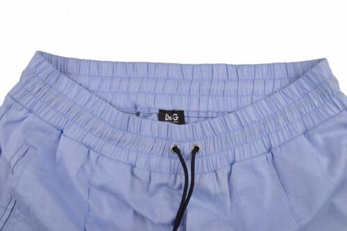 Dolce /& Gabbana D/&G Men/'s Blue Casual Pants Size US 28 30 32