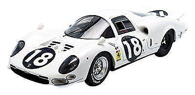 Ferrari 365 P2 vit Elephant 24h Le Mans 1966 Technomodell Bianco 1 18