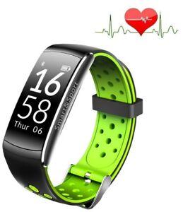 Smartwatch-Q8H-Pulsuhr-Wasserdicht-Sport-Uhr-Fitnessarmband-Tracker-Bluetooth
