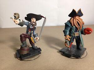 Davy-Jones-amp-Barbossa-Disney-Infinity-1-0-2-0-3-0-PS3-PS4-Xbox-360-One-Wii-U
