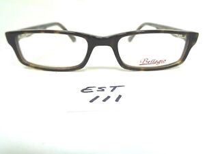 697f97f8d15 Nos Bellagio Eyeglasses Frame C-03 B684 Tortoise Japan Kid s Size ...
