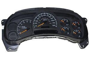 Chevrolet-GM-GMC-Instrument-Cluster-Gauge-Lighting-Repair-Service-amp-Mileage