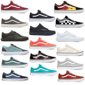 Details zu Vans Old Skool Herren Sneaker Schuhe Turnschuhe Skateschuhe Sportschuhe
