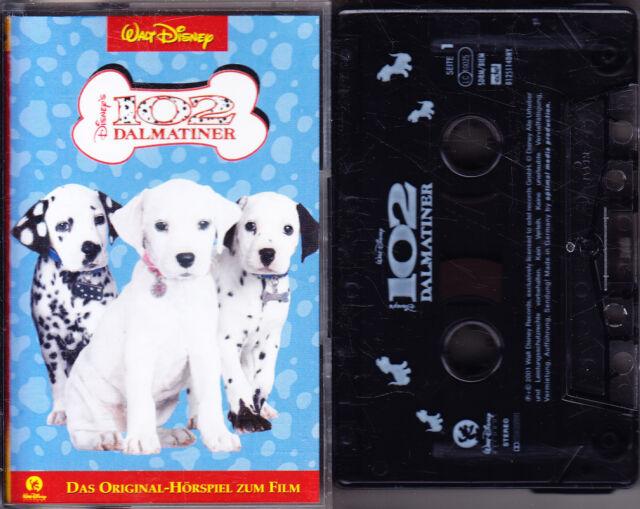 MC Walt Disney: 102 Dalmatiner - Original-Hörspiel zum Film - Disney Records