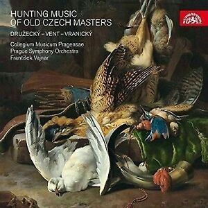 Hunting-Music-Of-The-Old-Czech-Masters-UK-IMPORT-CD-NEW