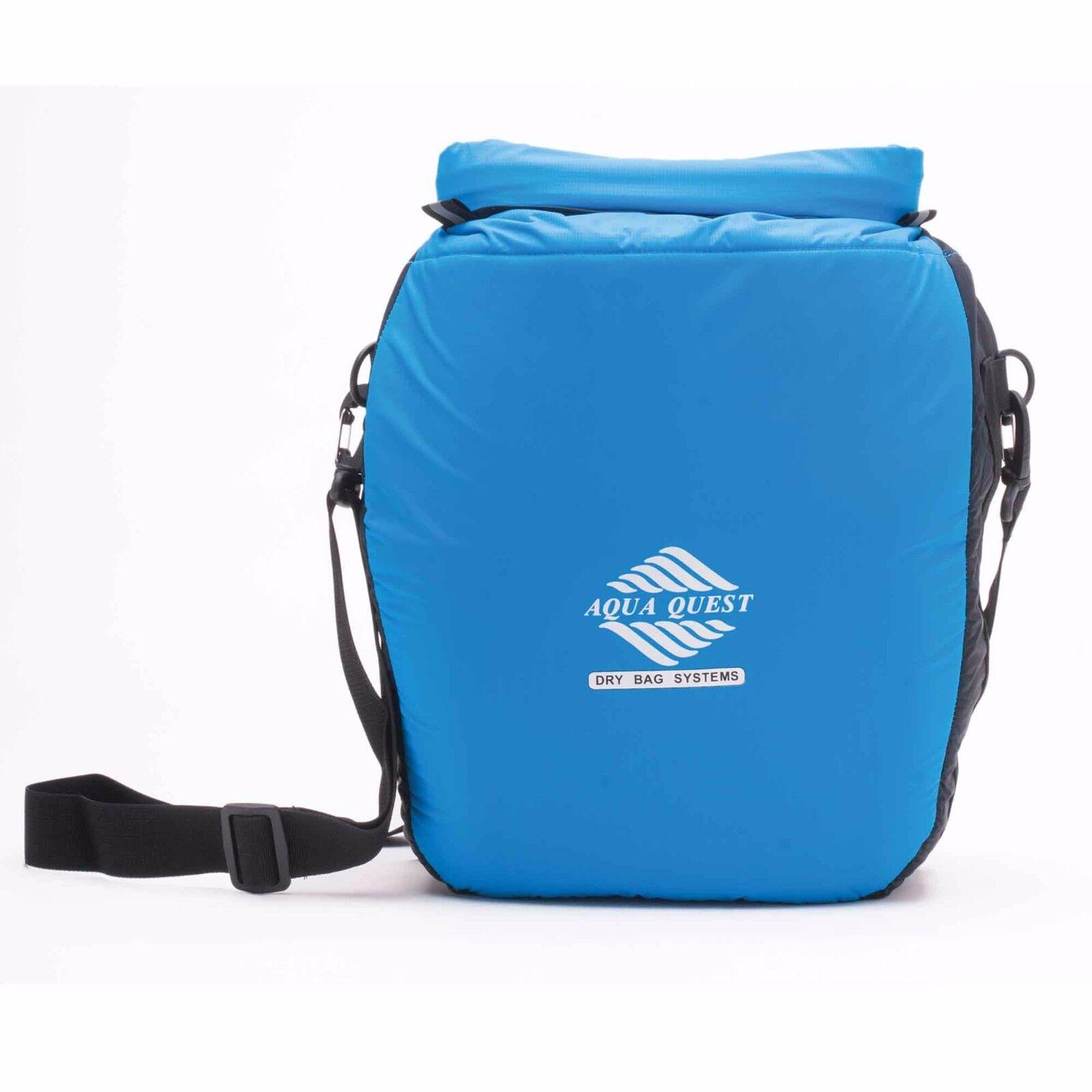 Aqua Quest Cool Cat - 100% Waterproof Cooler Bag - 12 L Padded & Thermal Dry Bag