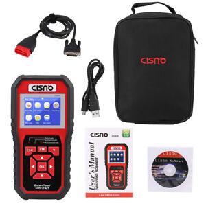 CAR OBD2 CAN Auto Diagnostic Scanner Fault Code Reader Professional Tool Set