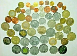 TURKEY-ASSORTED-LOT-OF-TURKISH-COINS-tr9