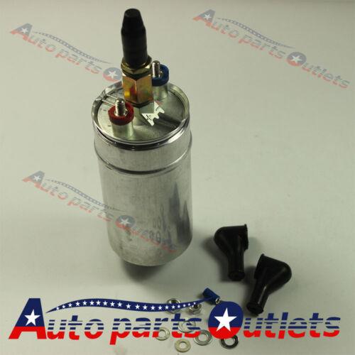 New For Bosch 0580254044 300LPH Universal External Inline Fuel Pump Replacing