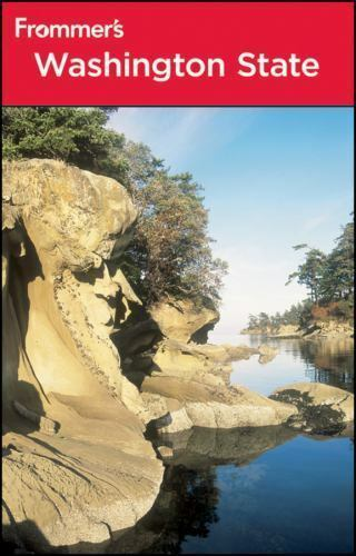 Frommer's Washington State (Frommer's Complete Guides)-ExLibrary