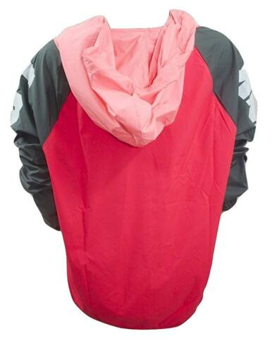 667545200854 Pink Victoria's Secret Anorak Hoodie Small Coral Nwt Jakke Windbreaker Xs vq5Hg