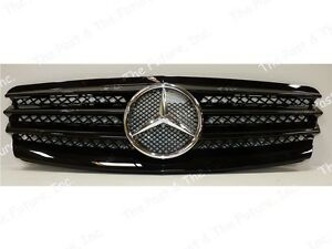 02-03-04-05-06-Mercedes-Benz-E-Class-W211-Style-SL-Grille-Black-Grill